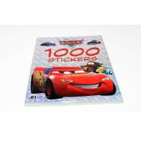 Quality Disney Hardcover Full Color Children Book Printing Service With Sticker for sale
