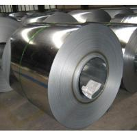 0.7mm thickness 1250mm anti oxidation width chromated SGCH JIS hot dip galvanized steel coil Manufactures