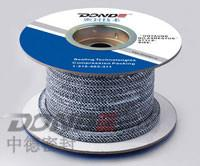 Carbonized Fibre Braided Packing with PTFE dispersion and lubricant Manufactures