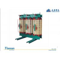 Insulating Non-encapsulated Environmental Cast Resin Dry Type Transformer Manufactures