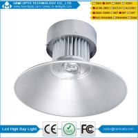 2016 Bridgelux Chips Meanwell Driver ip65 high quality 50W led high bay light Manufactures