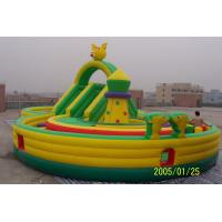 Durable Infaltable Castle Inflatable Obstacles For Children Playground Manufactures