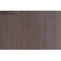 Brown Oak Zebra Wood Veneer / Decorative Exotic Wood Veneer Manufactures