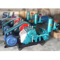 Compact Structure Mud Slurry Pump Cement Grouting Pump High Pump Efficiency Manufactures