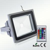 RGB 50W led flood light outdoor high quality best price Manufactures