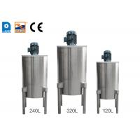 Buy cheap Ice Cream Cone Production Line high speed batter mixer from wholesalers