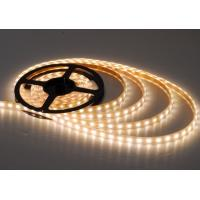 IP67 SMD3528 120 degrees 24W Flexible led strip lights 120v with Low power consumption Manufactures