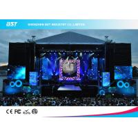 Waterproof P6.25 SMD 3535 Rental LED Display , Outdoor Advertising LED Display Signs Manufactures
