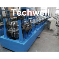 Buy cheap CZ Purlin Roll Forming Machine Quick Interchangeable Type for Making C/ Z Shaped from wholesalers