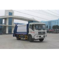 Dongfeng tianlong 6*4 18cbm garbage compactor truck for sale, best price dongfeng 6*4 LHD 16M3-18M3 refuse garbage truck Manufactures