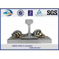 Customized E Elastic Rail Clips HDG Steel 60Si2MnA as Track Part Manufactures