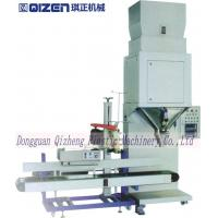 Plastic And Food Industry Automatic Weighing And Packing Machine For Granules Manufactures