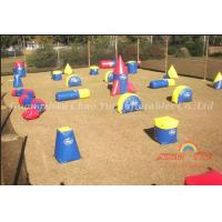 Hot Sale Paintball Arena, Inflatable Bunkers for Shooting Games Manufactures