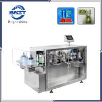 Electric Cigarette Oil Plastic Ampoule Forming Filling and Sealing Machine for GMP Manufactures