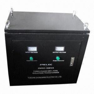 China ZMSG dry type isolation transformer on sale