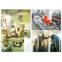 Slotted Wedge Wire Screen Welding Machine For Dewatering Static Meshes Manufactures