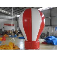 3m High Inflatable Advertising Balloons Airtight Inflatable Ground Balloon For Display Manufactures