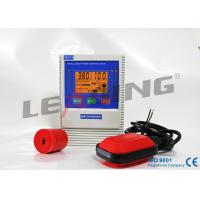 China Stable Performance Submersible Pump Automatic Control Panel For Drainage System on sale
