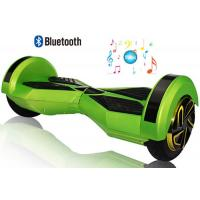 Multi Function Two Wheels Self Balancing Electric Scooter 2 Wheel Hoverboard In Green Manufactures