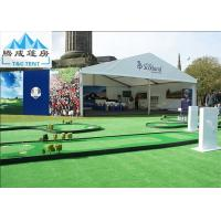 20x30m Waterproof Colorful Big Aluminum A Shaped Tent For Sports With Printing Logo Manufactures