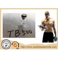 Tb-500 Bodybuilding Peptides Steroids Thymosin Beta-4 Tb500 Lyophilized Peptide Manufactures
