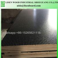 Anti-slip film faced plywood wbp combi core, Phenolic boards 12mm 15mm 18mm Manufactures