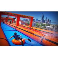 1000 ft slip n slide inflatable slide the city giant inflatable water slide for adult Manufactures