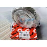 Quality FAG Parallel Bore Deep Groove Ball Bearing 6309-2ZR Steel Cage Material for sale