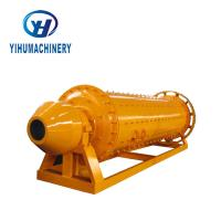 China Big Capacity Powder Processing Machine Clay Slag 2.7*6.0 m Wet And Dry Ball Mill on sale