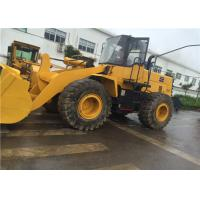 Year 2008 Komatsu Second Hand Wheel Loaders , WA380 Used Front Loader 16.5 Ton Manufactures