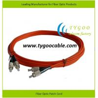 FC To FC ( MM DX ) Fiber Optic Patch Cord Manufactures