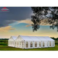 Luxury Outdoor Wedding Event Tents 25m X 15m For Temporary Buildings Manufactures