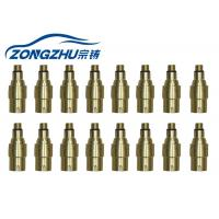 W220 Mercedes Air Suspension Parts , Front Copper Shock Valve Manufactures