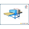 Pneumatic Semi - Automatic Wide Format Heat Press Machine For Sportswear Manufactures