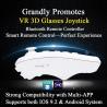 New Arrival VR 3D Glasses Bluetooth Remote Controller, VR Case, VR Box Joystick, Smart Mobile Phone Selfies Controller Manufactures