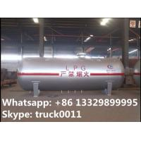 high quality 6MT lpg gas storage tank for sale, factory sale 6,000kg propane gas tank, propane gas cooking tank Manufactures
