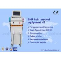 China Fast Hair Removal 360 magneto Optical system SHR hair removal machine opt on sale