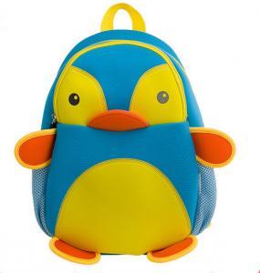 Neoprene Preschool Toddler Book Bag Shockproof Large Capacity