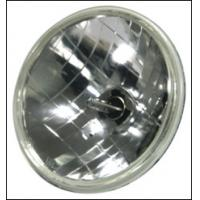 Black Round 55W 12V HID Driving Lights 4300K , Smooth spot hid work lights Manufactures