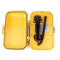 Joiwo Aluminum Alloy Waterproof Telephone for Tunnel Maritime Trackside JWAT306 Manufactures