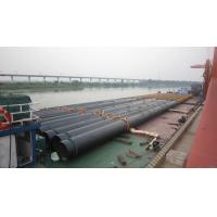 ASTM A672 Electric-Fusion-Welded Steel Pipe , Grade B50, B55, B60, B65, B70, C60, C65, C70 , CD70 Manufactures