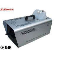 1200W Artificial Snow Making Machine With Small Or Heavy Snow Effect For Stage, Outdoor Party  X-012 Manufactures
