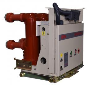 ZN73 - 12 Indoor Vacuum Circuit Breaker High Voltage Vacuum Circuit Breaker AC 50 Hz Manufactures