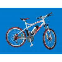 36 Volt 8 Speed Two Wheels Electric Powered Bicycles 8Ah Lithium Battery KDJAYS003 Manufactures
