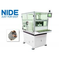 NIDE 2 Pole automatic Stator Winding Machines coil winder for electric motor Manufactures