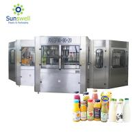 China Complete Fruit Juice Production Line Apple Orange Mango Juice Making Machine on sale
