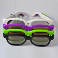 Normal Plastic Circular Polarized 3D Eyewear for Cinema Theaters (S10 CP) Manufactures