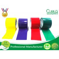Acrylic Gum Coloured Self Adhesive Tape Bopp Tape With Offer Printing Manufactures