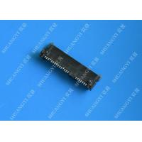 Vertical Straight Header Wire To Board Connectors , Dual Row Micro 3.0 mm Connector Manufactures