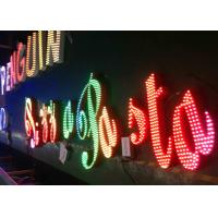 RGB Full Color Led Pixel String Decoration Digital PC Waterproof Manufactures